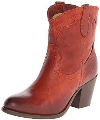 Frye Women's Tabitha Pull-On Short Western Boot