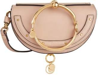 Chloé Mini Leather Nile Bracelet Bag