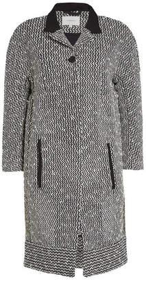 Carven Tweed Coat
