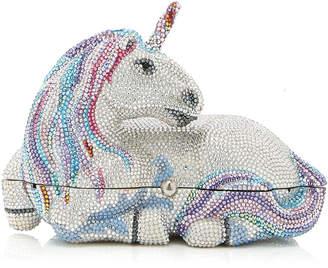 Lunaria Unicorn Crystal Clutch Judith Leiber zE6KQ0waL