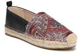 Sam Edelman Khloe Slip-On Leather Espadrilles