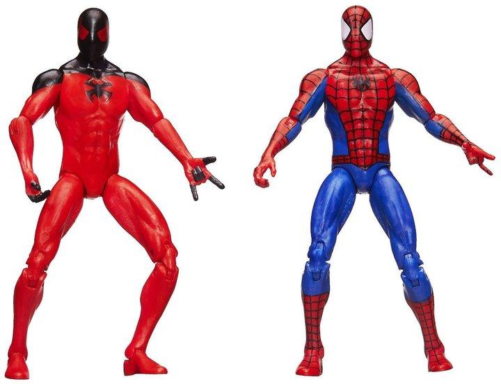 "Marvel 3.75"" Legends Comic 2 Packs Web Slingers"