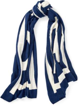 Ralph Lauren Polo Rectangular Scarf