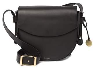 Skagen Lobelle Saddle Leather Crossbody Bag