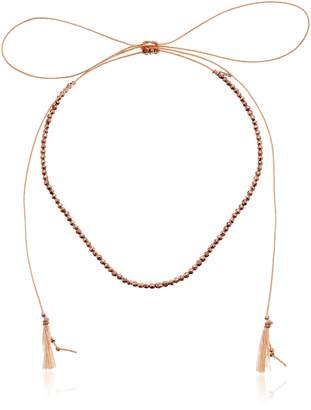 Chan Luu Adjustable Nuggets Choker Necklace