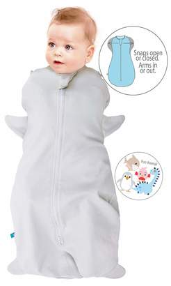 Kurt Geiger Wallaboo Swaddle Sleepbag Small 100% soft cotton perfect for swaddling Arms in and Arms out Size: small 0 - 3 months 3 - 6 Fits Car Seats Prams and Cots Available in 2 sizes