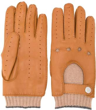 Brunello Cucinelli driving gloves