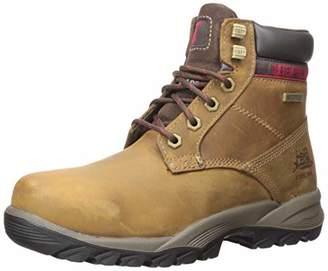 "Caterpillar Women's DRYVERSE 6"" Waterproof Steel Toe Construction Boot 6.5 W US"