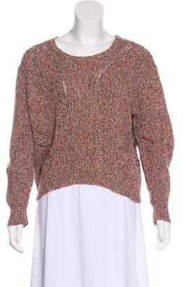 IRO Scoop Neck Knit Sweater