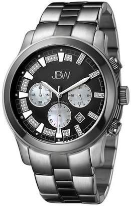 JBW Men's Delano Diamond Watch, 48mm - 0.20 ctw