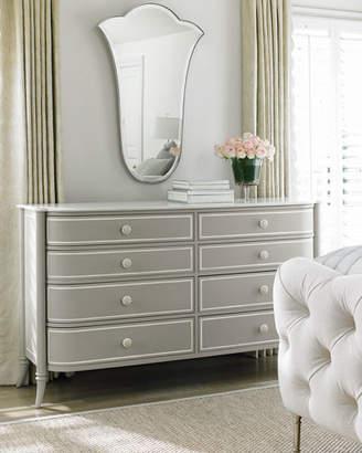 Caracole Ashleena 8-Drawer Dresser
