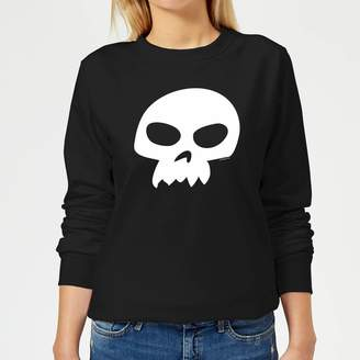 Toy Story Sid's Skull Women's Sweatshirt