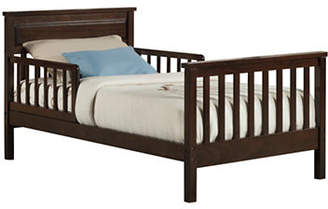 Safety 1st Haven Toddler Bed in Espresso