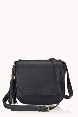 GiGi New York Kelly Saddle Bag