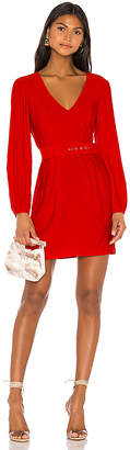 Bardot Power Sleeve Dress
