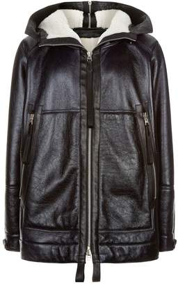 Tom Ford Shearling Parka
