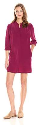 Paris Sunday Women's Long Sleeve Shirtdress