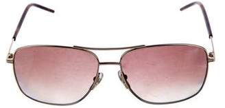 Marc Jacobs Polarized Rectangle Sunglasses