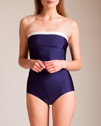 Riviera Adriana Degreas Strapless Swimsuit