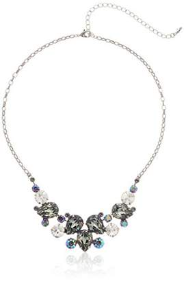 Sorrelli Army Girl Nested Pear Statement Necklace