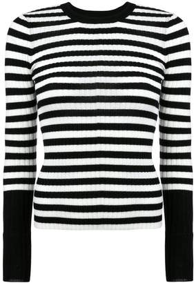 ATM Anthony Thomas Melillo striped jumper
