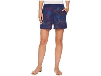 Fresh Produce Bright Botanical Key Largo Shorts Women's Shorts