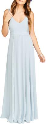 Show Me Your Mumu Jen Maxi Gown