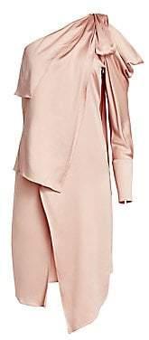 Monse Women's Rectangle Cowl Dress - Size 0