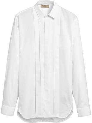 Burberry Modern Fit Cotton Poplin Dress Shirt