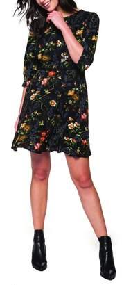 Dex Crotchet Trim Dress