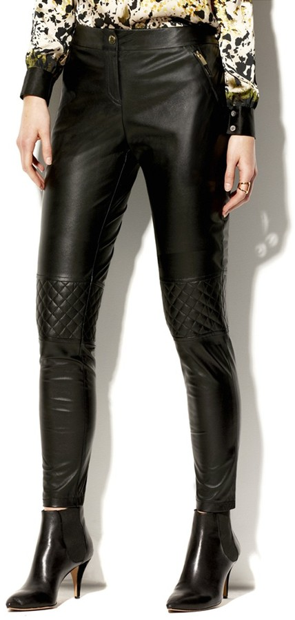 Vince Camuto Quilted Pant