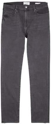 Frame L'Homme Dark Grey Skinny Jeans