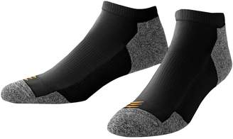 Gold Toe Goldtoe Men's GOLDTOE 3-pk. PowerSox Power-Lites No-Show Socks