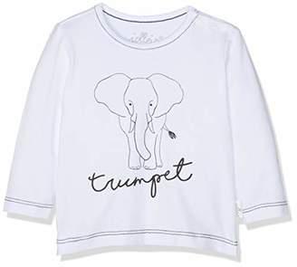 Jollein Safari Long Sleeves Shirt, Size 50/56, Black/White