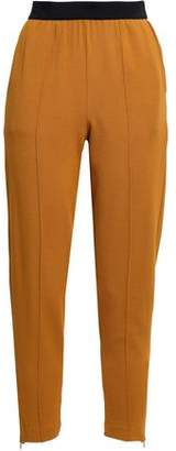 By Malene Birger Cropped Twill Tapered Pants