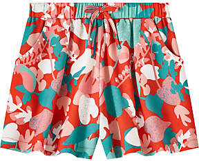 John Lewis & Partners Girls' Floral Shorts, Multi