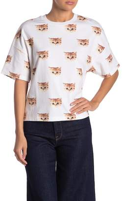 Paul & Joe Sister Lesminous Cat Tee