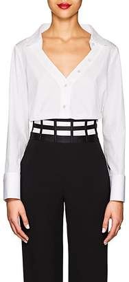 Giorgio Armani Women's Cotton Poplin Blouse