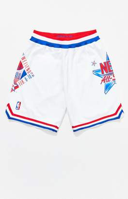Mitchell & Ness 1991 All-Star East Basketball Shorts