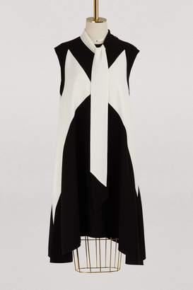 Givenchy Sleeveless satin dress