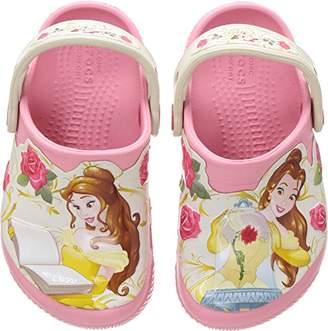 Crocs Kids' Fun Lab Princess Belle Clog