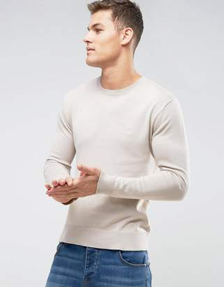 French Connection Lightweight Crew Neck Jumper