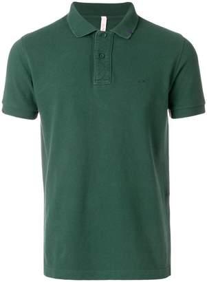 Sun 68 short-sleeve polo shirt