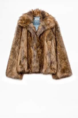 Zadig & Voltaire Furys Coat
