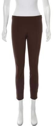 The Row Pleated Skinny Pants