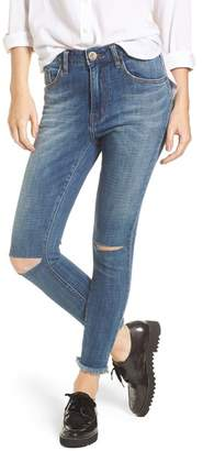 One Teaspoon Freebird II Ankle Skinny Jeans