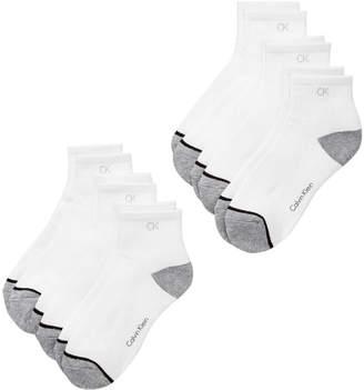 Calvin Klein 6-Pk. Low-Cut Socks, Little Boys & Big Boys