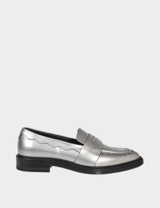 Christopher Kane Pointy Penny loafer
