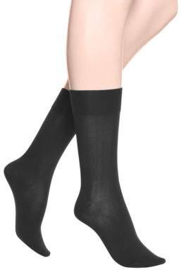 Hue Ultrasmooth Patterned Socks