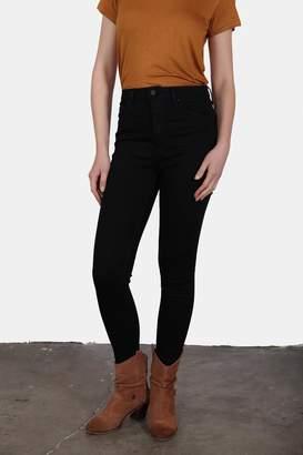 Just USA High Waist Black Jeans